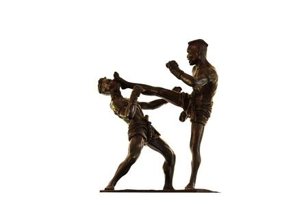 knockdown: Model of Thai Boxing   Muay Thai
