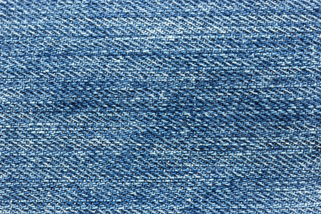 Blue denim jeans texture background photo