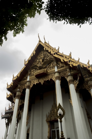 Wat Ratchaburana, Thai temple, bangkok Stock Photo - 13893679