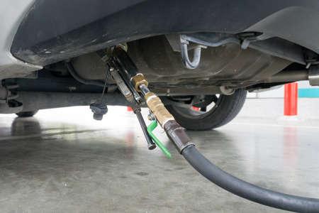 l p g: Reabastecimiento de combustible el GLP de gas licuado de petr�leo