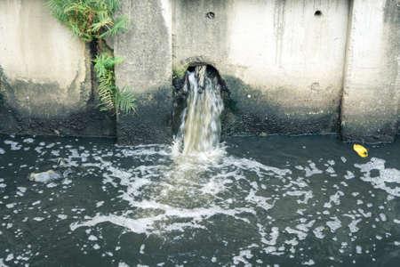 waste water: Waste water pollution