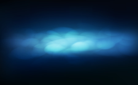 Abstract background, smoke screen effect blur vector illustration