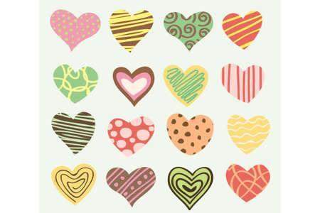 love doodle Illustration