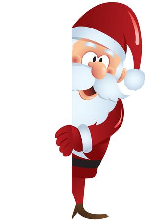 weihnachtsmann: Santa Claus Illustration