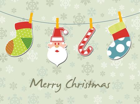 Christmas decoration Stock Vector - 8486924