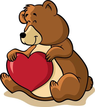 brown bear Stock Vector - 8876129