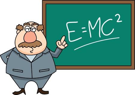 professeur de physique