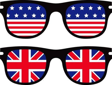 sunglasses Stock Vector - 9930996