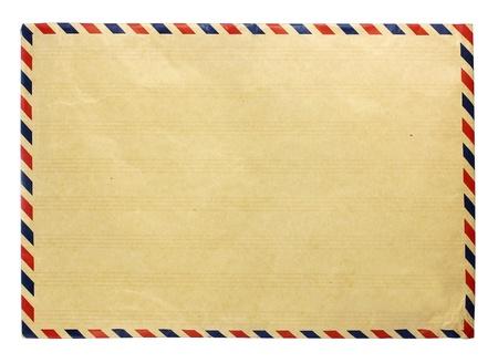 old envelope: front side envelope