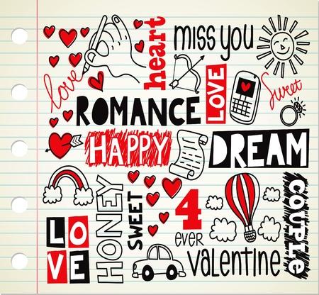 Szeretem doodle