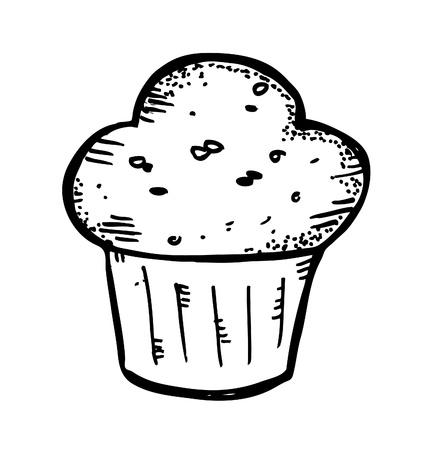 magdalenas: Doodle magdalena