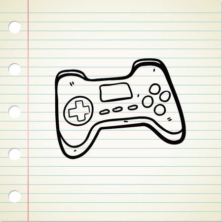 joypad: juego de plataforma de dibujo