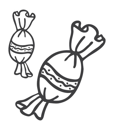 bonbon: candy doodle