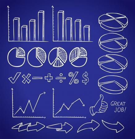 graficos de barras: conjunto de informaci�n gr�fica dibujo