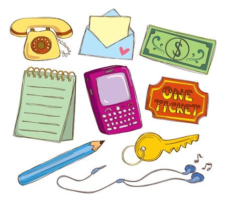 phone money: cosas de dibujo todos los d�as