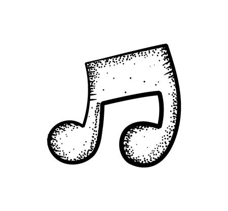 music symbol Vector