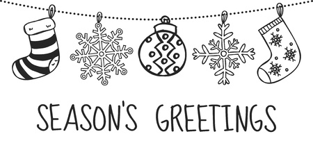 Christmas card Stock Vector - 16765787
