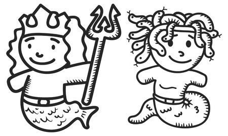 Greek goddess Stock Vector - 16821852