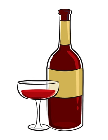 wine icon Vector