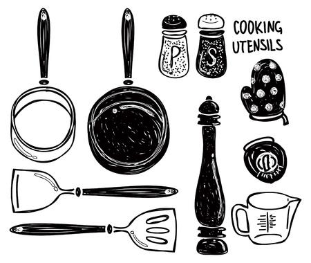 drainer: cooking utensil