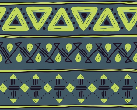 primitive: tribal background