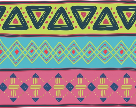 ikat: tribal background