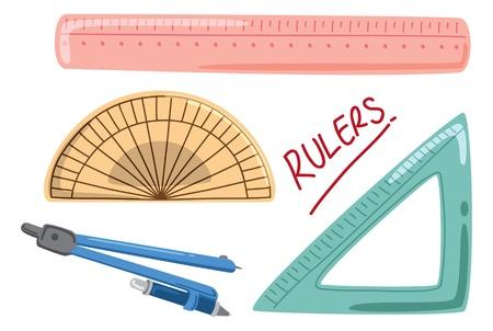 compas de dibujo: regla y compás redacción