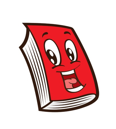 etudiant livre: dessin anim� bbok