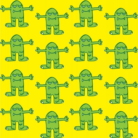 pattern monster: pattern di mostro