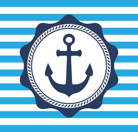 an anchor: anchor symbol