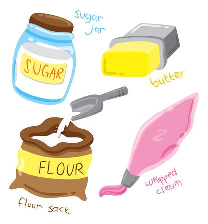 baking ingredients: baking ingredients