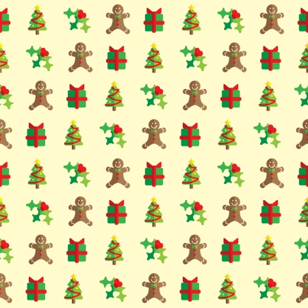 christmas patterns Stock Vector - 24578769