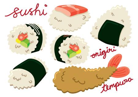 日本料理: 日本食品