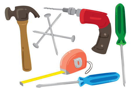 various tools icon