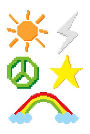 cite: cite pixel icon Illustration