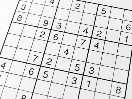 Empty Sudoku Grid