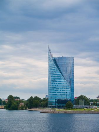 A view of Riga, the capital of Latvia Stock Photo - 1158457