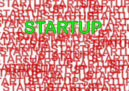 According to statistics, very few of startup companies succeed photo