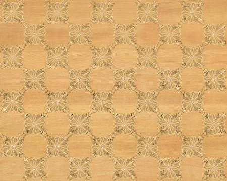 marqueteria: Baldosa de madera, color pino con tablero de ajedrez m�s oscura de la mariposa patr�n de incrustaciones de imitaci�n de madera Marqueter�a Gran dise�o de textura para el suelo, fondos de escritorio de aspecto cl�sico de Niza