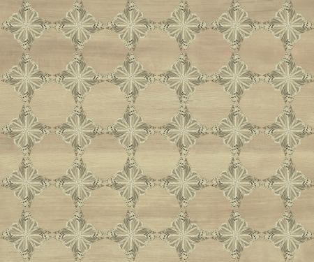 marquetry: Baldosa de madera, color marr�n verdoso oscuro con la mariposa de diamantes patr�n de incrustaciones de imitaci�n de madera Marqueter�a Gran dise�o de textura para el suelo, fondos de escritorio de aspecto cl�sico de Niza