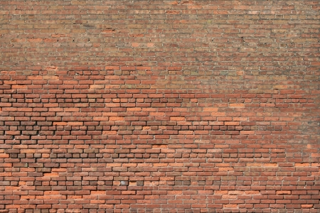 brewery: Large section of retro looking brick wall taken in seattle at an 1890,s built  brewery.