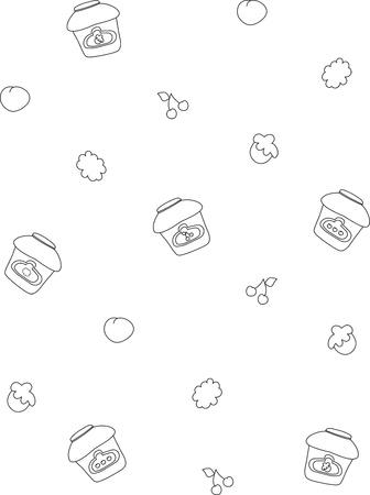 Jam Jar Pattern