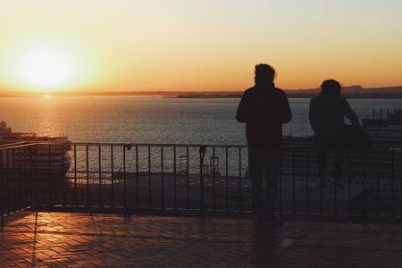 couple in Lisboa