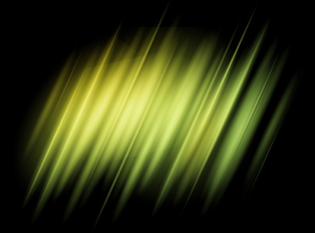 Colorful abstract glow on dark background  Stock Photo - 13060136