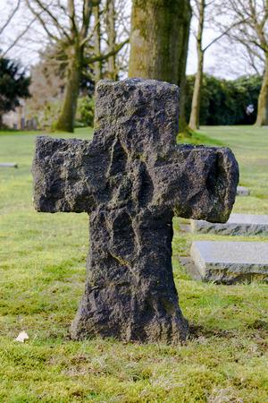 flanders: German cemetery friedhof in flanders fields menen belgium