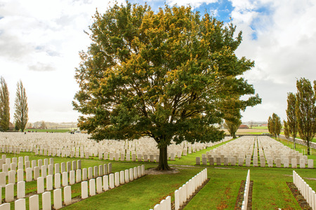 flanders: Great world war 1  flanders fields belgium Cemetery