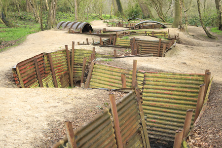 ypres: Trenches in Flanders Fields Ypres great world war one Hill 62