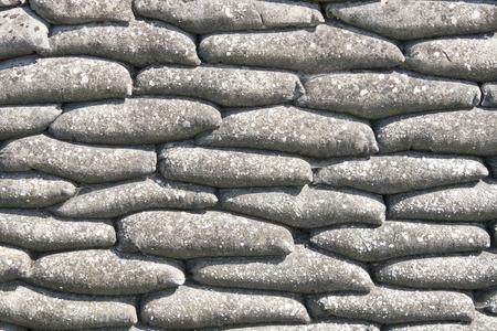 sandbag: sandbags WW1 world war Belgium flanders Fields