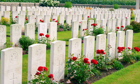 first australians: Bedford House Cemetery world war one Ypres Flander Belgium