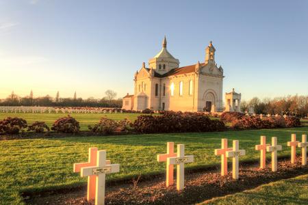 French national cemetery Notre-Dame-de-Lorette - Ablain-Saint-Nazaire photo